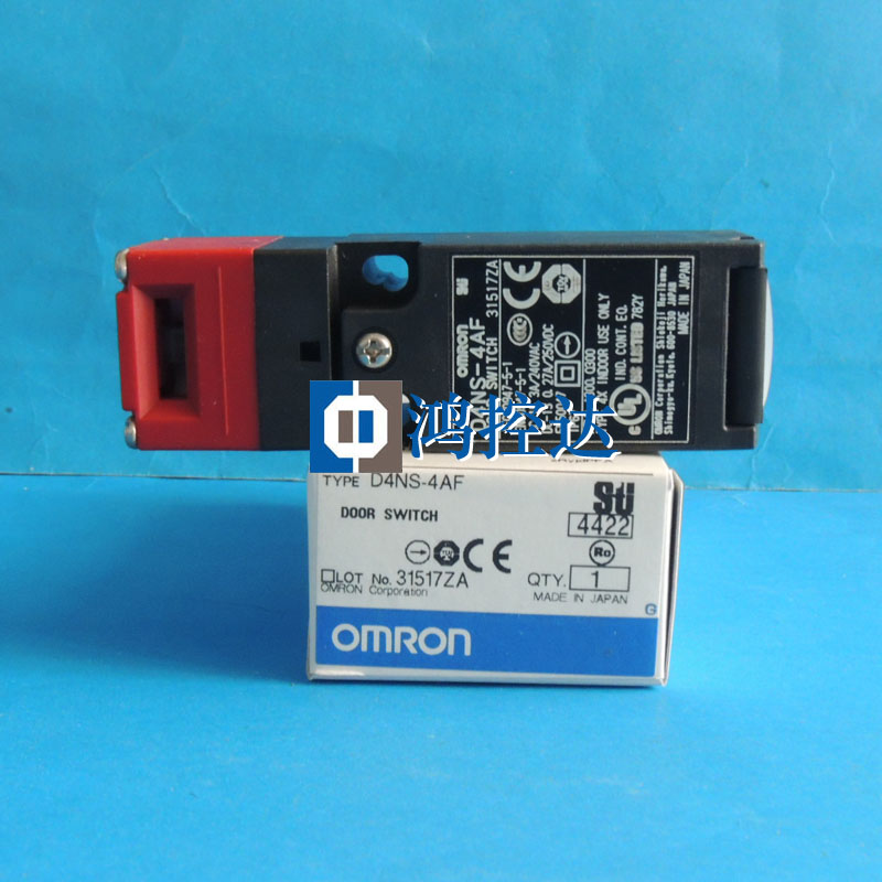 New Travel Switch D4NS-4AF
