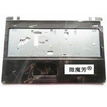 NOVA tampa Palmrest C caso shell Para ASUS k53sd A53S X53S K53S K53SJ K53SV A53SV marrom