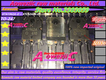 100% new imported original KTA1962A-0 KTA1962A-O KTC5242A-O A1962A C5242A KTA1962A KTC5242A  Audio power amplifier (1 / pair)