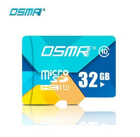 OSMR Mini Micro Sd Card TF Card Class10 Memory Cards 128GB 64GB 32GB 16GB 8GB  Memory Microsd For Phone/Tablet/Camera