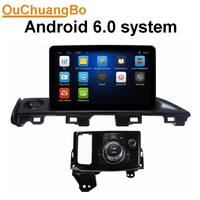 Ouchuangbo Android 6 0 Car Radio Gps For Mazda 6 Atenza 2016 2017 With Bluetooth USB