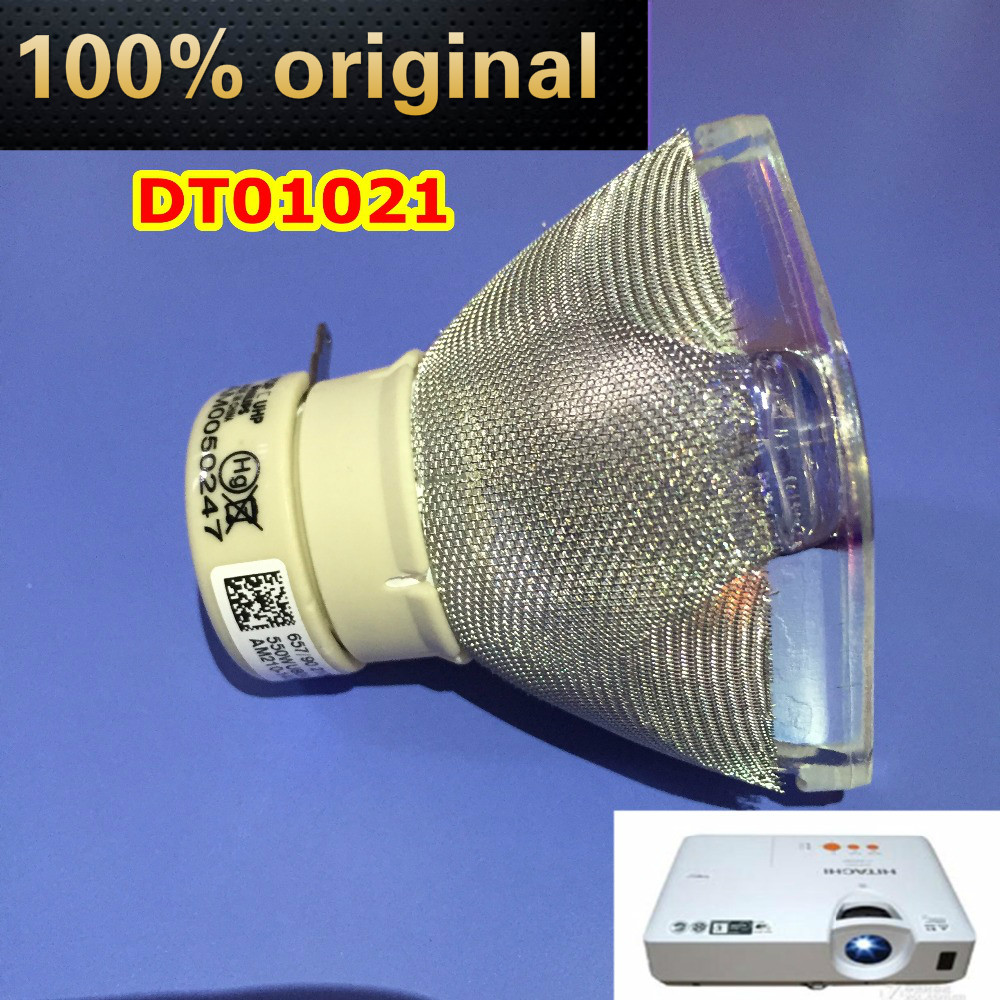 DT01022 Compatible Projector Lamp Bulb for Hitachi CP-RX78 CP-RX80W CP-RX80 ED-X24 CP-RX78W compatible projector lamp bulb dt01151 with housing for hitachi cp rx79 ed x26 cp rx82 cp rx93