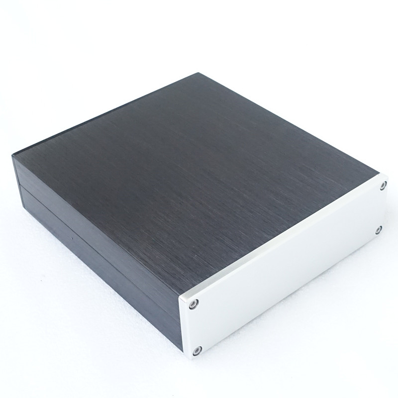 Breeze Audio&Weiliang Audio  aluminum chassis with the same size of CDROM driver the lenght is 160mm