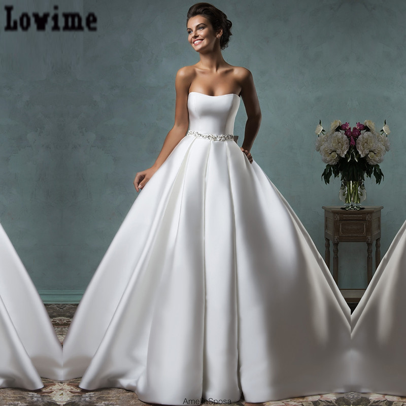 Online Buy Wholesale Simple Fall Wedding Dresses From