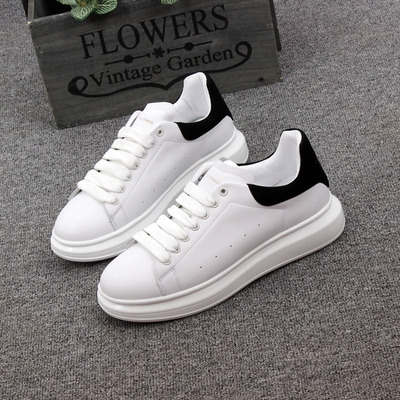 Spring New Designer Wedges White Shoes Female Platform Sneakers Women Tenis Feminino Casual FemaleShoes Woman35--44size
