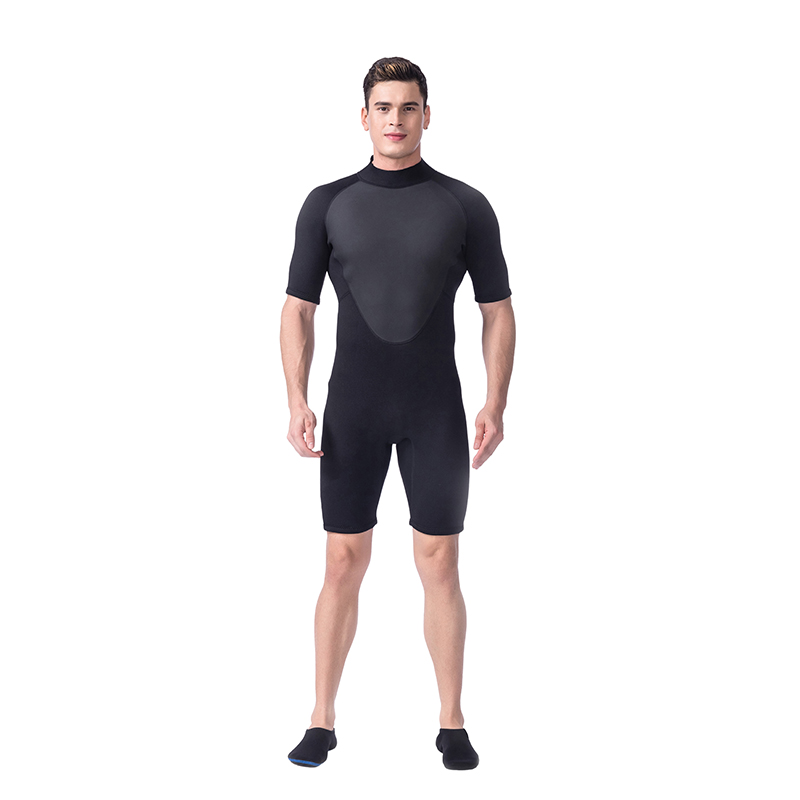 3mm LIFURIOUS Short Sleeve Diving Suit Mens Neoprene Surfing Wetsuits Winter Keep Warm Rash Guards Jumpsuit 3mm LIFURIOUS Short Sleeve Diving Suit Mens Neoprene Surfing Wetsuits Winter Keep Warm Rash Guards Jumpsuit