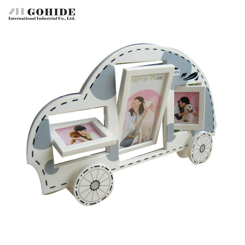 DUH Eine Hause Cartoon Kind Bilderrahmen Private Auto Bilderrahmen ...