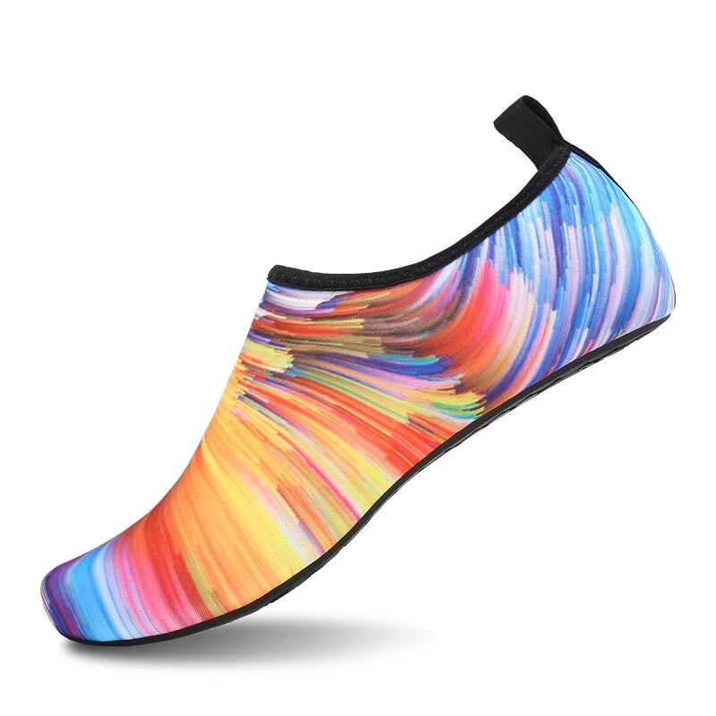 Weiches Wasser Schuhe Sommer Schuhe Männer Strand Hausschuhe Upstream Aqua Schuhe Frau Fluss Sandalen Schwimmen Tauchen Socken Tenis Masculino