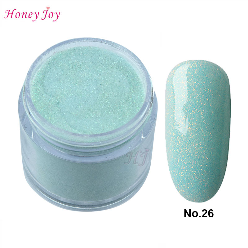 28g/Box #26 Light Blue Dip Powder Nails Dipping Nails Get ...