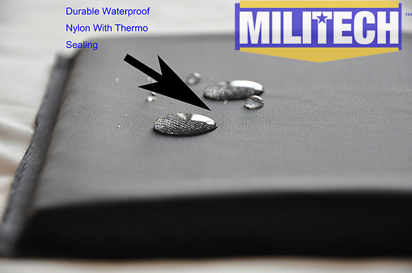 MILITECH 10 x 12 ja 6 x 8 paari komplekti aramisti ballistiliste - Turvalisus ja kaitse - Foto 6