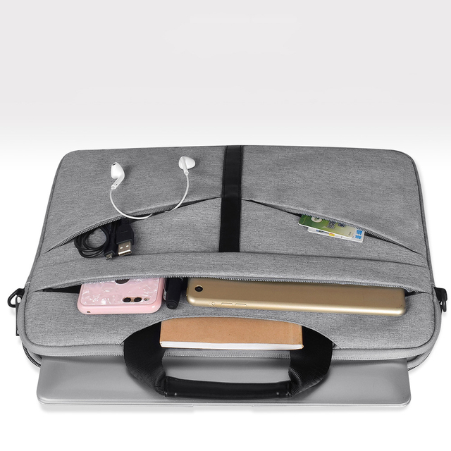 Pokrowiec na Acer Nitro 5 Aspire V3 571g 5750g V3-571G 15.6 Cal torba na ramię pokrowiec na Chuwi Lapbook Se Pro Aerobook 13.3