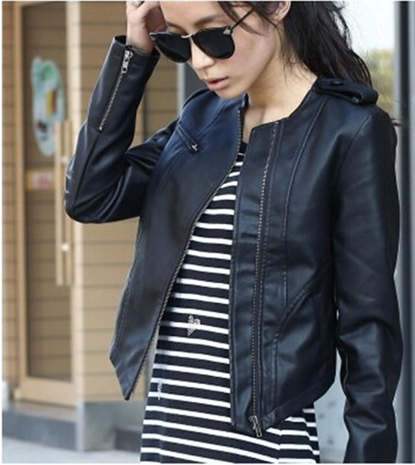 Designer Leather Jackets For Women - Jacket