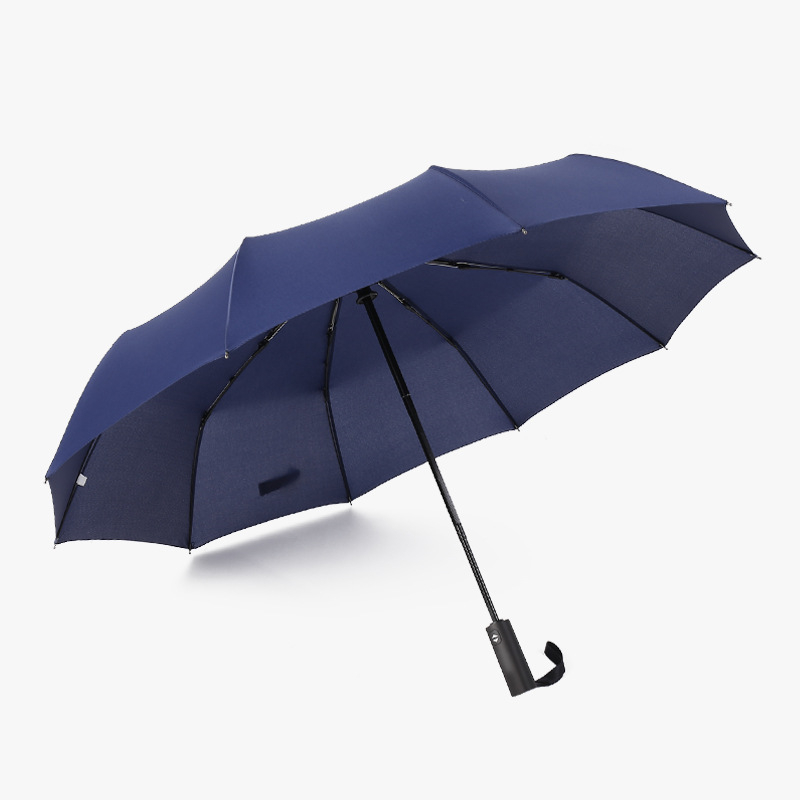 Umbrella Darkness Custom Umbrella Automatic Folding Umbrella Rainproof /& Windprrof