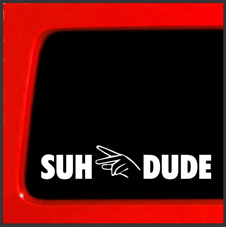 Suh Dude vinyl sticker Decal JDM turbo racing vinyl boost