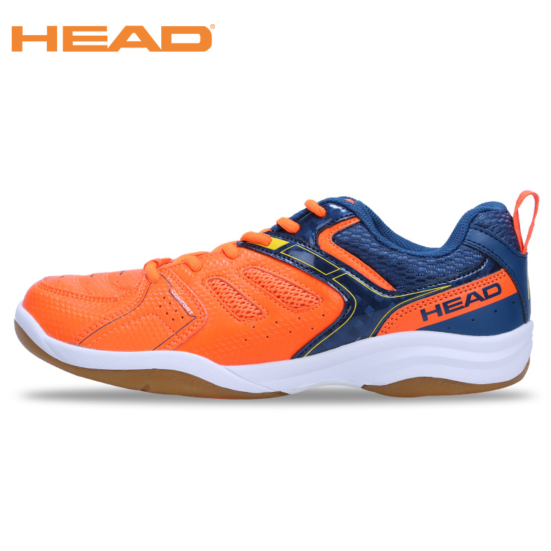 HEAD Men Badminton Shoes Brand Women Sport Sneaker Outdoor Non-slip Male Athletic Shoes Breathable Unisex Table Tennis Shoes mulinsen brand new fall winter men sports hiking shoes cowhide sport shoes wear non slip sport outdoor sneaker q270619 1