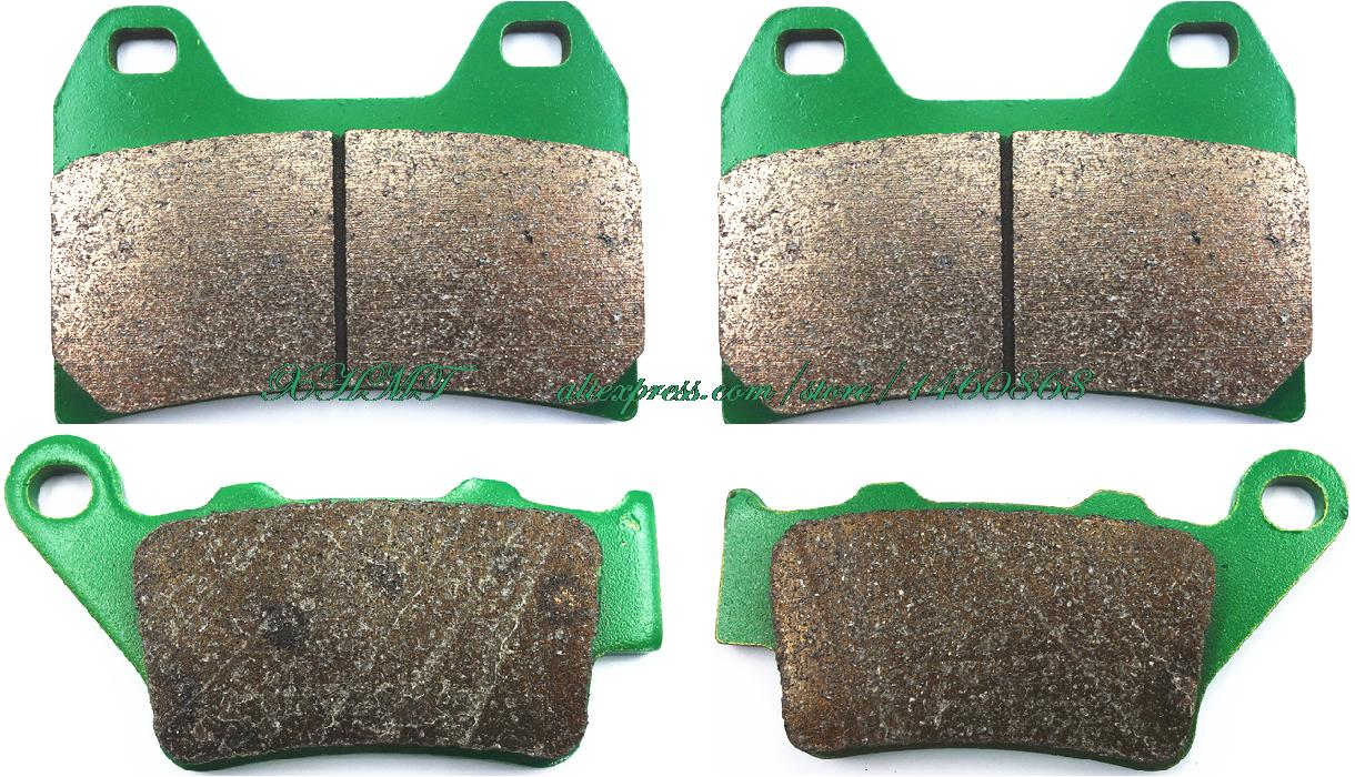 KTM 690 SMR 2007 Full Set Sintered Brake Pads
