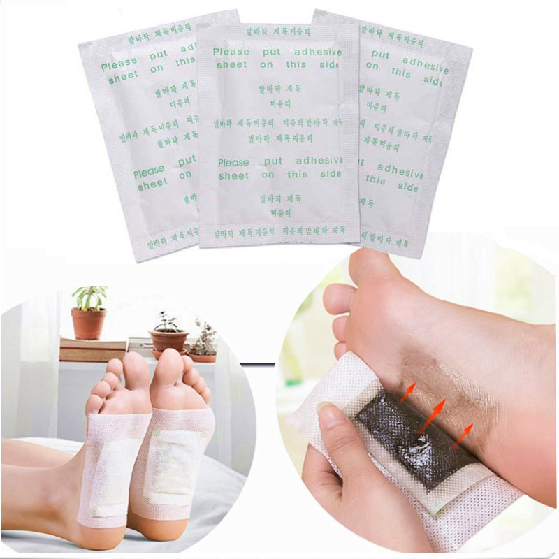 Image 5 - 800pcs=400pcs patches+400pcs Adhensives Kinoki Detox Foot Patches Slimming Feet Pads Improve Sleeping And Blood Circulation-in Feet from Beauty & Health