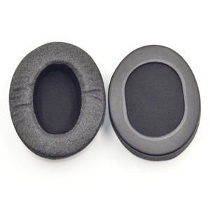 Image 2 - Ear Pads Cushion Earpads Pillow Foam Replacement Earmuff Cover for BRAINWAVZ HM5 Sony MDR V6 / ZX 700 ATH M50 M50x Headphones