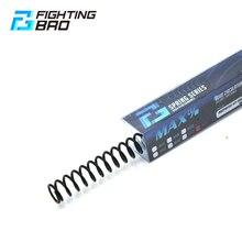 FightingBro Frühling Airsoft Zubehör Voll Metall AEG M120/130/140/150/160/170For AK M4 getriebe Stahl Paintball Accessori
