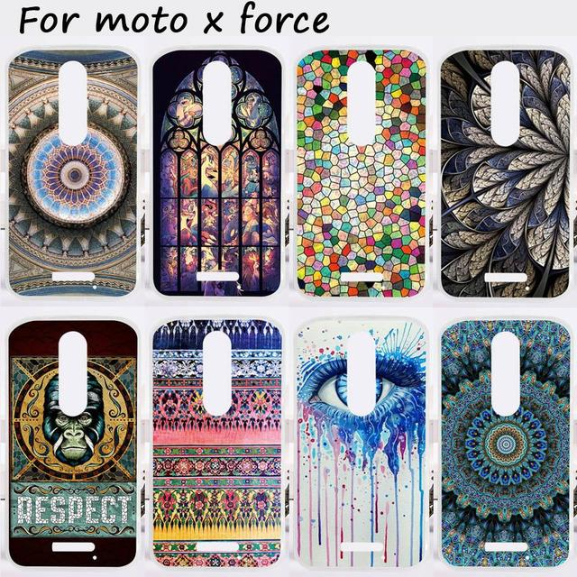 the best attitude 9b9a1 d3844 Okatech Mobile Phone Cases For Motorola Moto X Force Cover XT1585 XT1581  Motorola Droid Turbo 2 XT1580 Soft TPU Silicon Skin-in Fitted Cases from ...