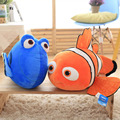 40cm 70cm Finding Nemo Movie Stuffed Animal Soft Plush Toy Dory fish Plush Doll baby toy kids gift