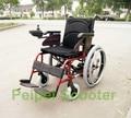 8 inch 22 inch высокое качество складной электрических инвалидных колясок (PPSE-1)