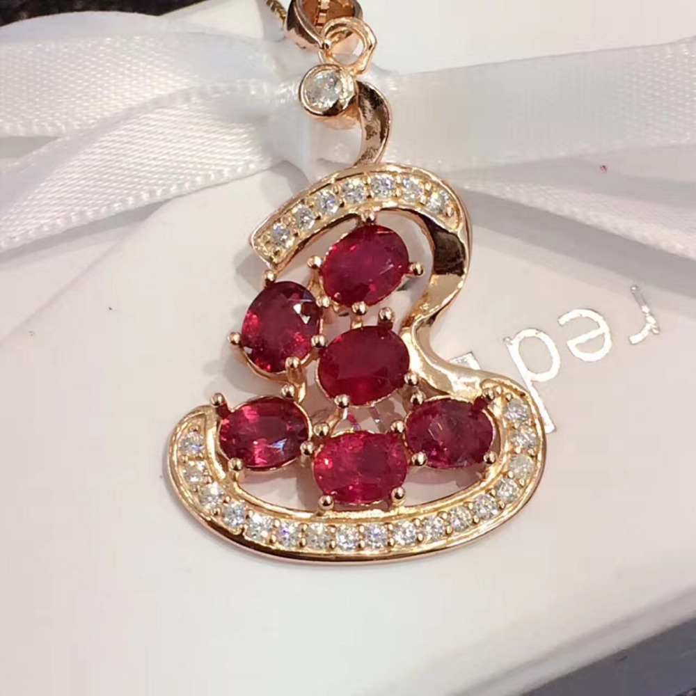 2017 Real Collares Qi Xuan_Red Stone Fashion Pendant Necklaces_Real Necklaces_Quality Guaranteed_Manufacturer Directly Sale 2017 Real Collares Qi Xuan_Red Stone Fashion Pendant Necklaces_Real Necklaces_Quality Guaranteed_Manufacturer Directly Sale