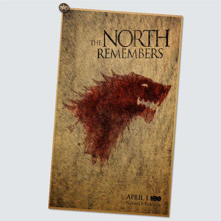 A Song Of Ice And Fire Game Of Thrones Poster Waterproof Kraft Paper  Vintage Paint Wall Sticker Art Crafts Sticker Bedroom Decor. Online Get Cheap Decorate Bedroom Games  Aliexpress com   Alibaba