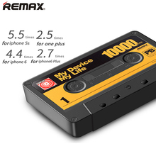 Remax 10000mAh Tape Design Mobile Phone Large Capacity Mobile Power Ban