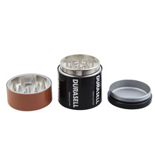 Battery Shaped Herbal Weed Grinder
