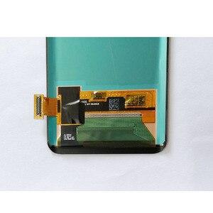 Image 5 - 100% Elephone U U 프로 AMOLED LCD 디스플레이 + 터치 스크린 디지타이저 어셈블리 교체 부품 5.99 인치 18:9 있음