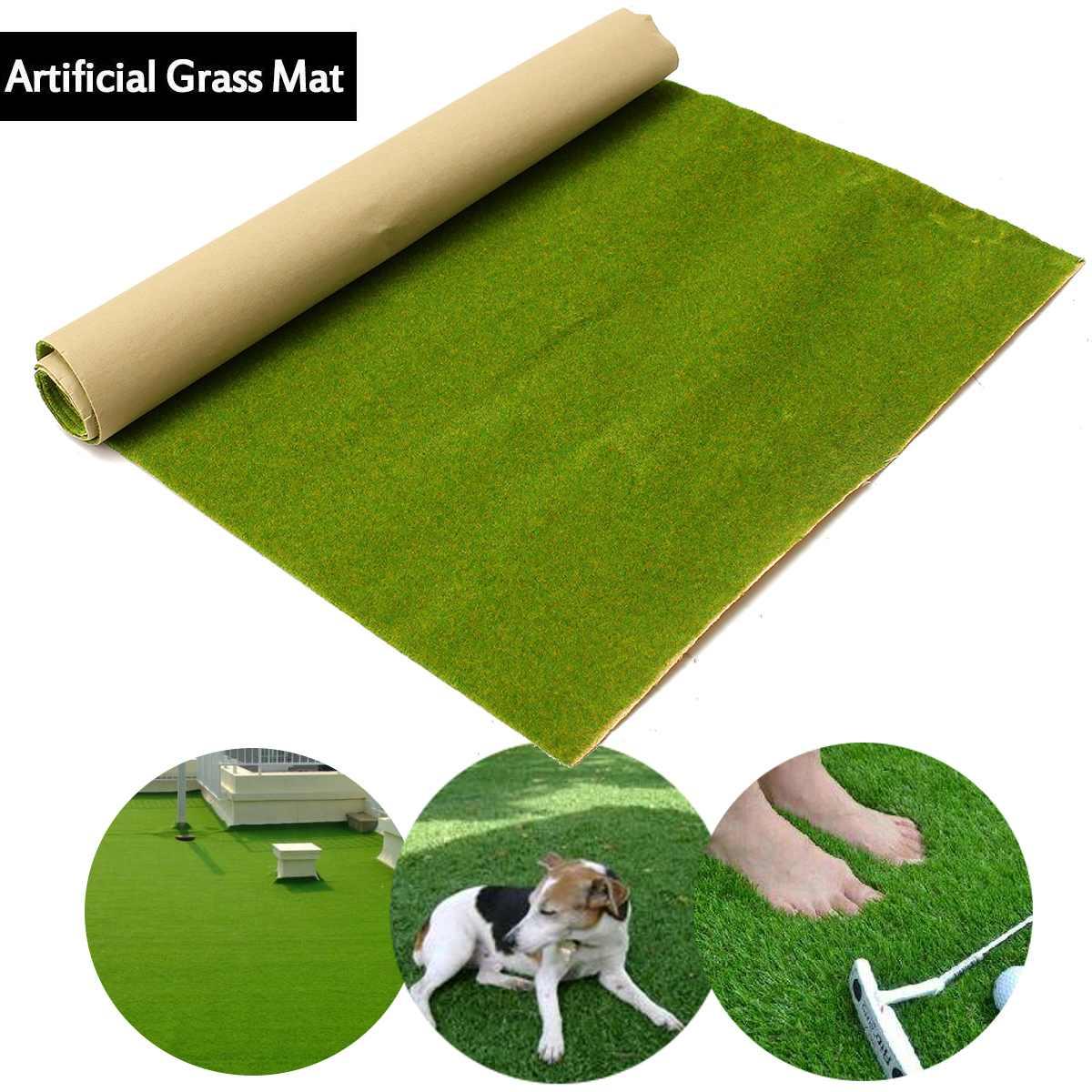 35CMx100CM Micro Landscape Fake Artificial Grass Landscape Home Ornament Aquarium Decoration Artificial Grass Garden