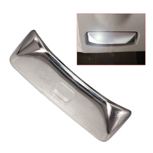 DWCX New Car Styling Stainless Steel Electronic Handbrake Switch Cover Trim For Benz E Class W212 2010 2011 2012 2013 2014 2015