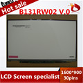 Free shipping Brand NEW B131RW02 V.0 For Sony VPCZ119GC/X VPCZ118GC Z116 Z115 Z118 Laptop LCD screen