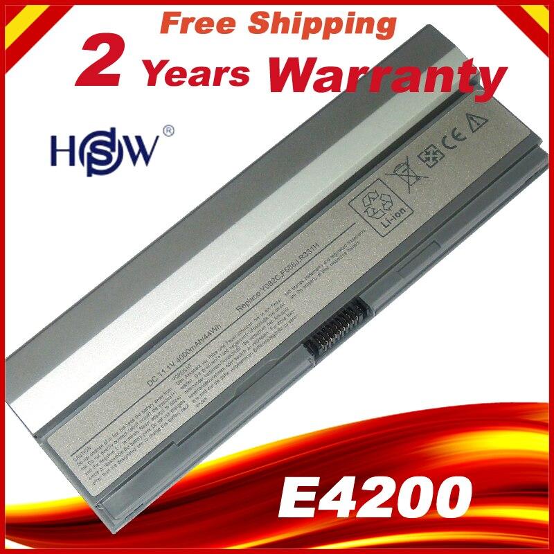 Battery For Dell Latitude E4200  312-0864 451-10644 453-10069 F586J R331H R640C R841C W346C X784C Y082C Y084C Y085C