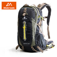 Maleroads 50L Professional Outdoor Camping Hiking Backpack Travel Mochilas Sport Equipment Trekking Climbing Bags For Men