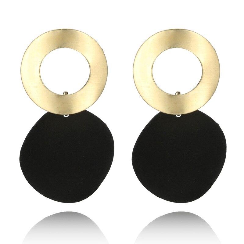 Ss 30X30Mm All Dc Round Hoops//Rhodium Hoop Earrings