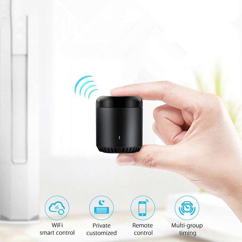 Broadlink RM Mini 3 mini3 WIFI IR Remote Controller For Home automation by APP For xiaomi