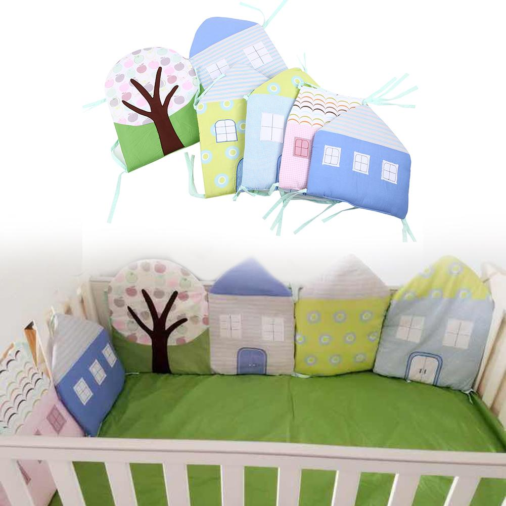 Crib Bumper Pattern Simple Decorating