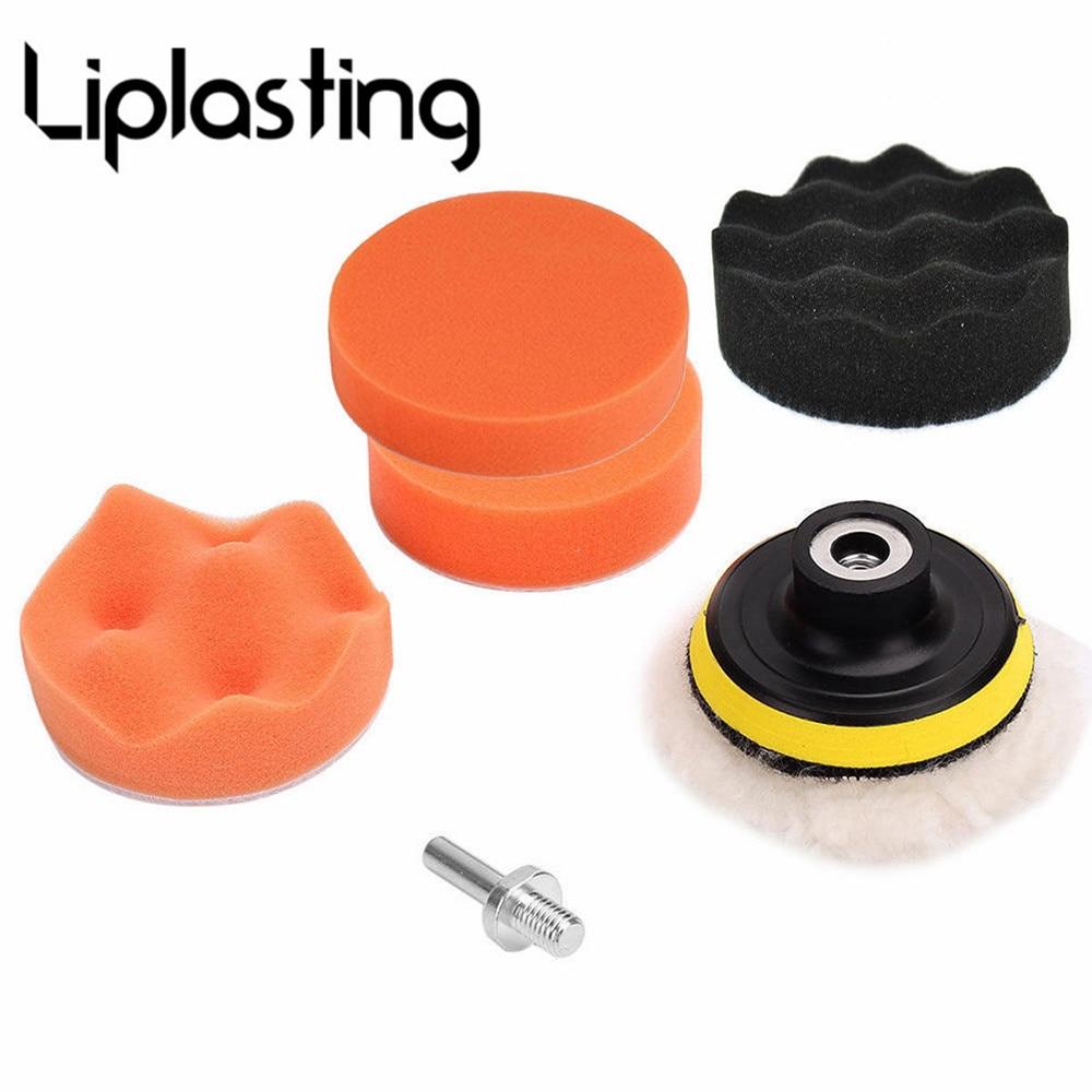 Liplasting Car Polishing Pad 3 Inch High Gross Car