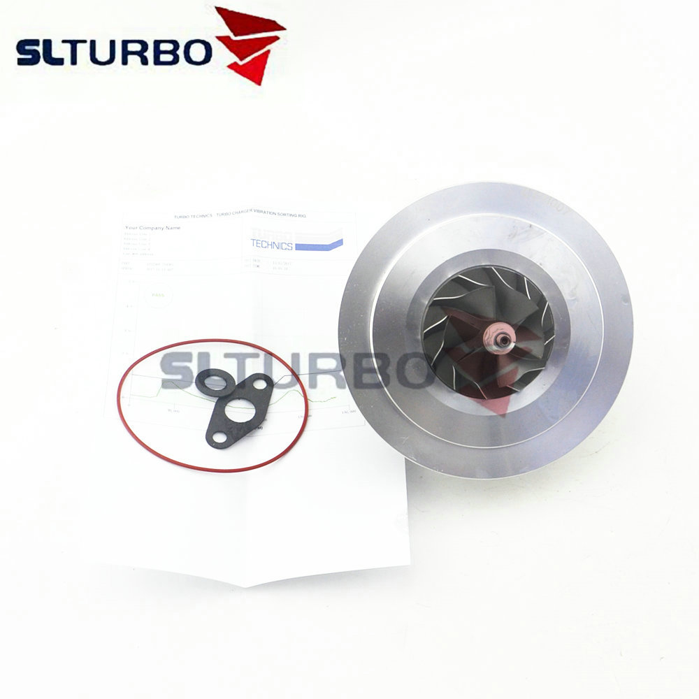 For BMW X5 3.0D E53 135 Kw 184HP <font><b>M57</b></font> <font><b>D30</b></font> - turbine cartridge replacement 704361-0004/5 <font><b>turbo</b></font> charger core 434766-0012 434766 NEW image