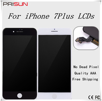 3 pz/lotto 100% garantito pantalla schermo di ricambio clone per iphone 7 plus screen display lcd con touch digitizer assembly