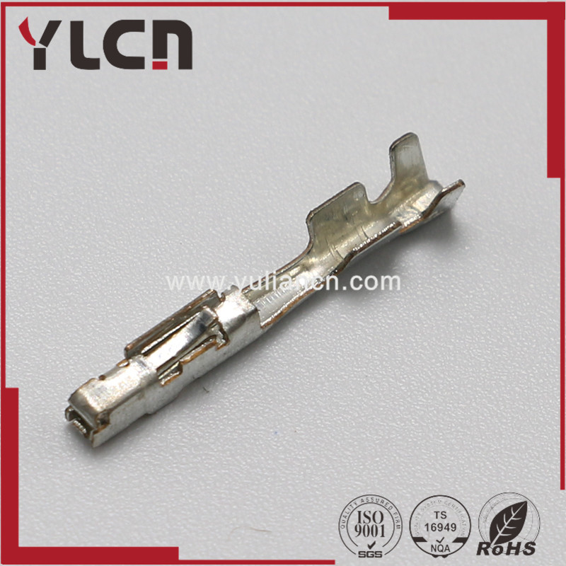 Free shipping TH/.025 Connector System wire terminal Crimp terminal auto electrical female terminal 2005097-1
