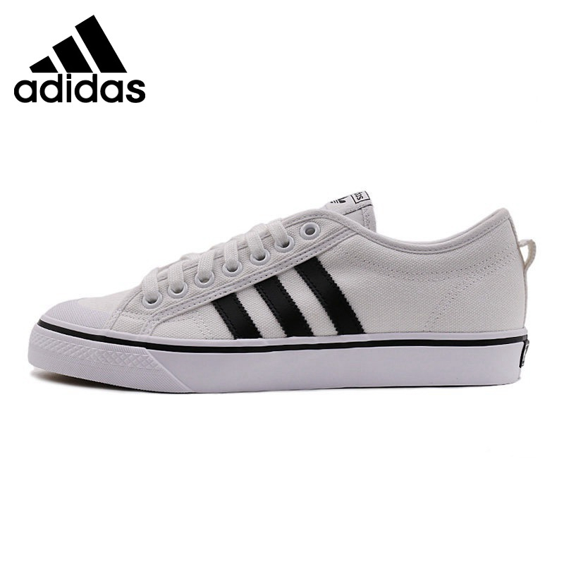 Original New Arrival  Adidas Originals NIZZA Men's Skateboarding Shoes Sneakers