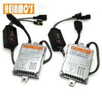 Super Bright 2pcs 55W AC Slim HID Xenon Ballast Kit H1 H3 H7 H11 9005 9006