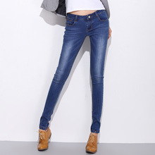 2016 American Apparel Women Jeans Fashion Women Dames Jeans Broek Women's Skinny Leg Jeans Pants Stretch Leggings Denim Jeans