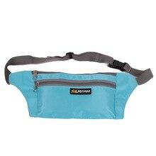 Hotspeed Vízálló Derékzsákok Futás Csökkentő Csomagok Kültéri Sportok MTB Kerékpározás Túrafelszerelés Waist Belt Pack ZiP Pocket