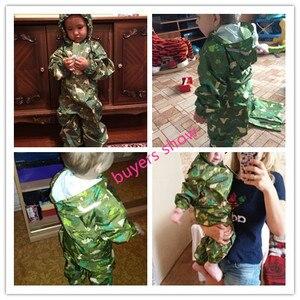 Image 5 - Chubasquero de dinosaurio para niños, capucha impermeable chubasquero para niños mono traje de lluvia, estudiantes bebé capa de lluvia poncho