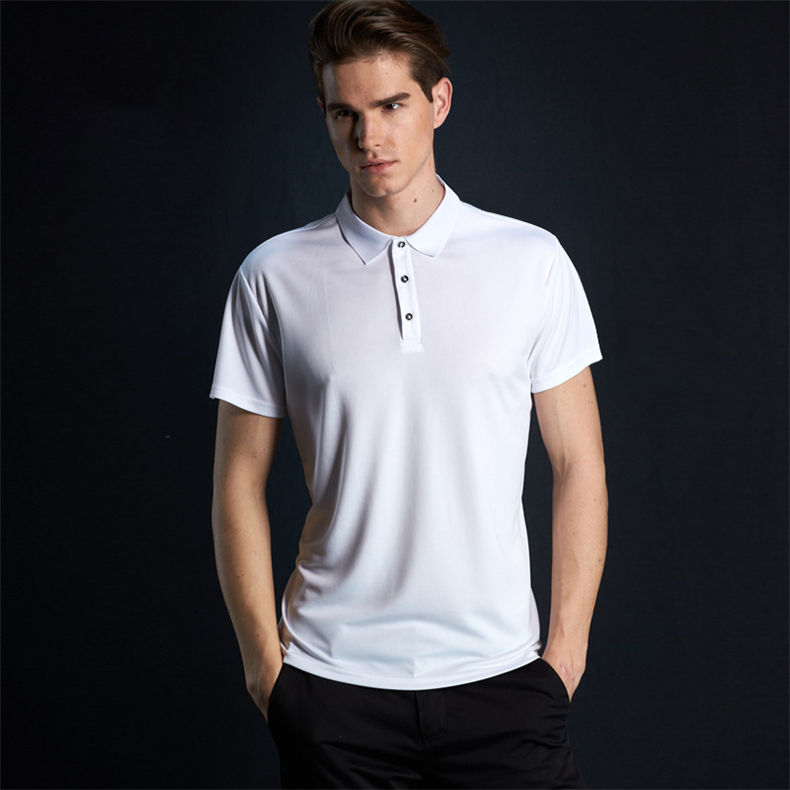 Fast Dry Polo Shirt Men Summer Couple Casual Short Polos Male Fashion Quality Men Women Sport Top Tee 2019 New Fitted Size S-4XL 11