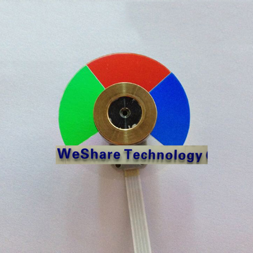 ФОТО NEW Home Projector Color Wheel for Optoma EP745 Repair Replacement fitting